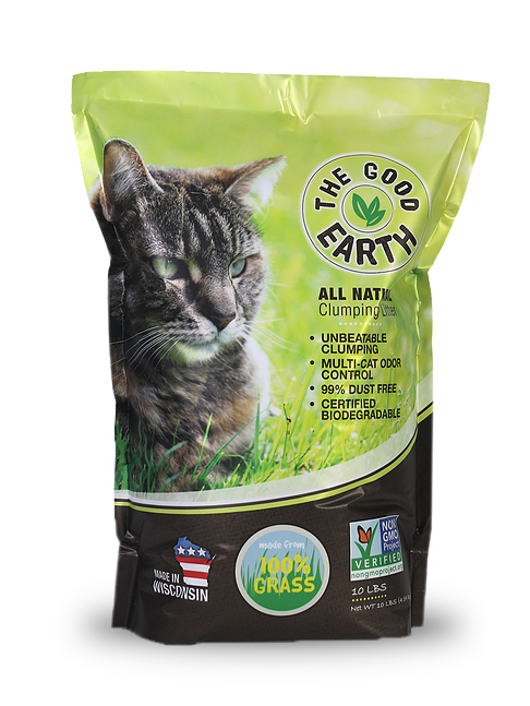 The Good Earth All Natural Clumping Litter